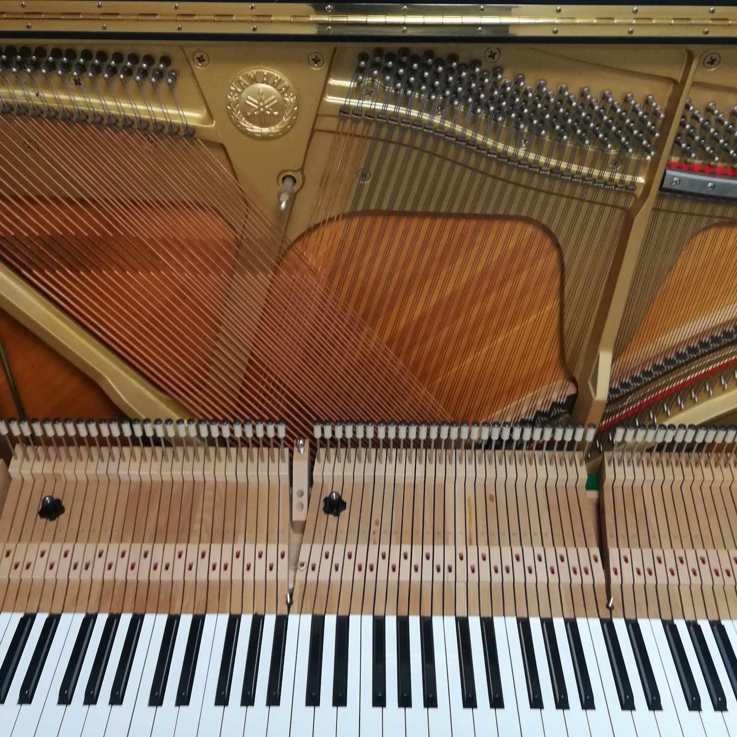 ピアノ調律の新規ご依頼 J様 福岡市南区